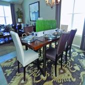 Like-New Model Home Furniture - 10990