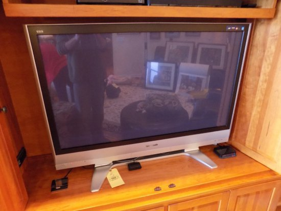 "Panasonic Viera 50"" LCD flat screen TV"
