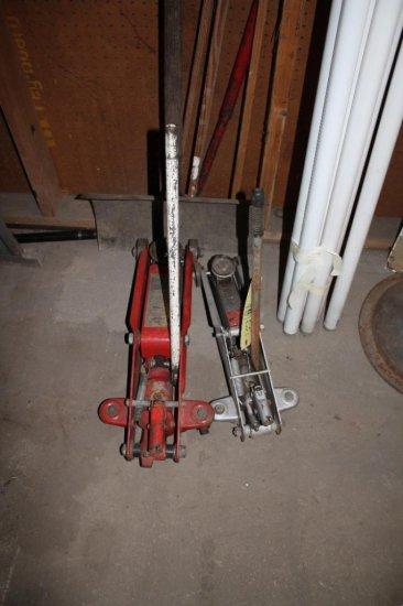 (2) Floor Jacks