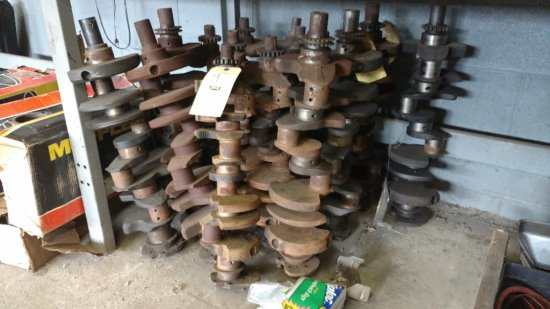 Assorted Crank Shafts