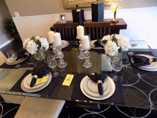 Service for 6 place setting