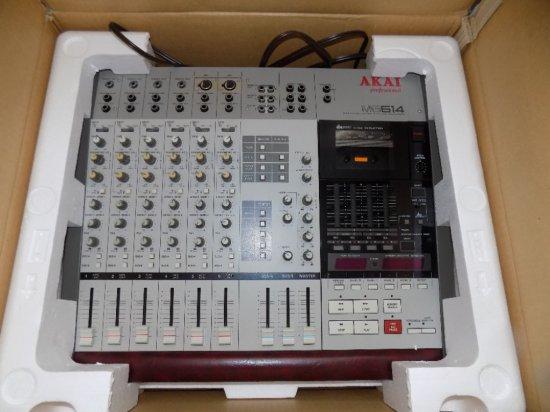 Akai Pro MG614 mixer