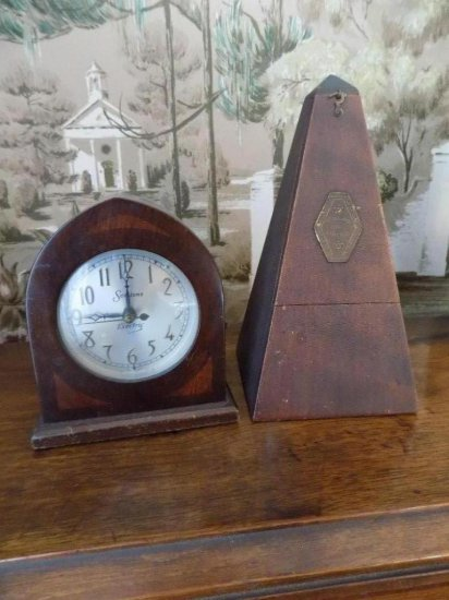 Sessions clock and Metronome