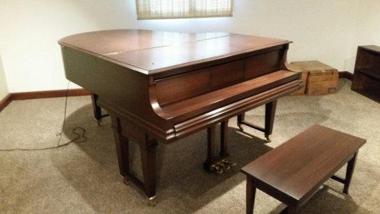 1925 Steinway DuoArt Medium Grand Player Piano