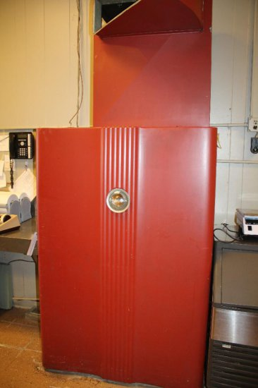 Carrier water-cooled air conditioner