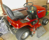 Lawn Tractor - Mowers - Furniture - 11720
