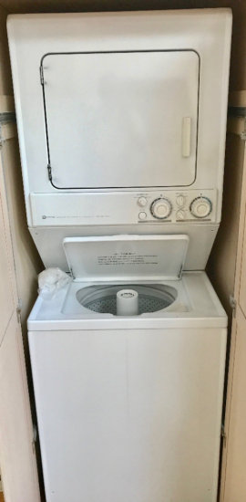 Maytag Stack Washer and Dryer