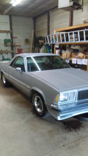 1982 GMC Sprint