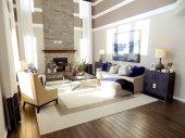 Model Home Furnishings & Decor - 12231