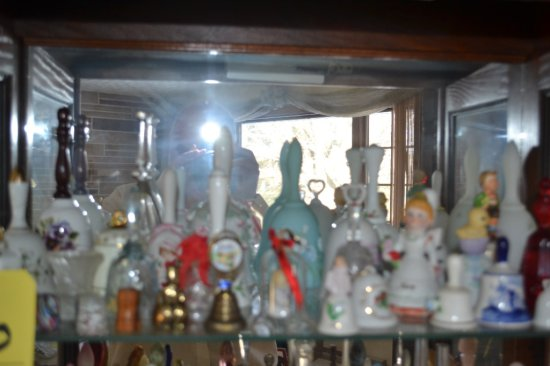 Shelf Of Bells