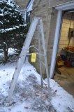 Alum. Step Ladder