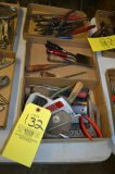 3 Boxes Of Pliers - Assorted Tools