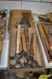 2 Boxes Of Hammers & Shears