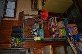 Metal Shelf & Games