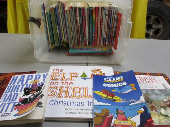 Elf on Shelf Book, Kid's Books