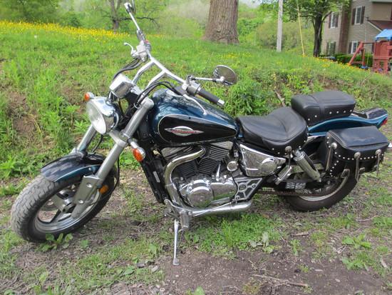 1997 Suzuki Marauder VZ800 Motorcycle
