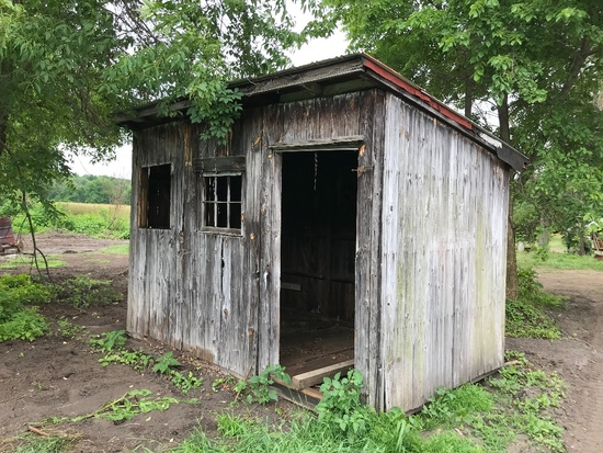 8'x12' Sugar Shack/ Utility Shed (NO Loading Available For This Item)