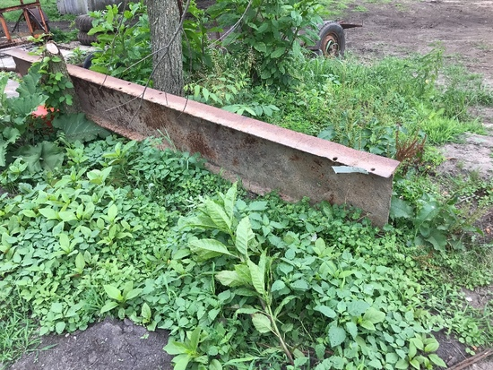 Steel I Beam Approx. 13'