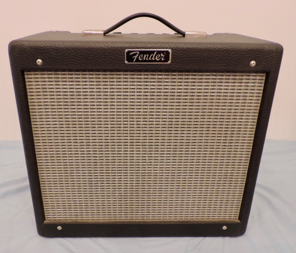 Fender Blues Jr. - USA production - Black