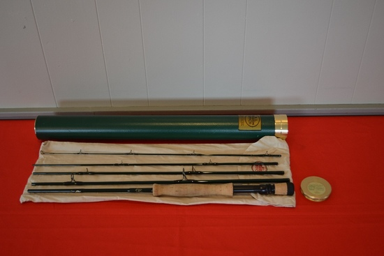 R.L. Winston Rod Co. BL 5 Fly Rod