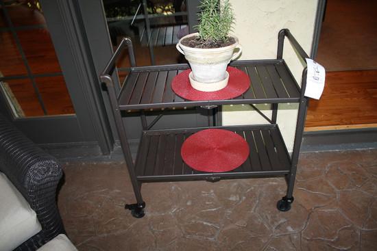 Folding Patio Cart