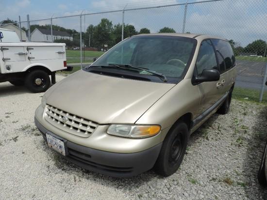 2000 Chrysler Voyager SE, 78,884 Miles