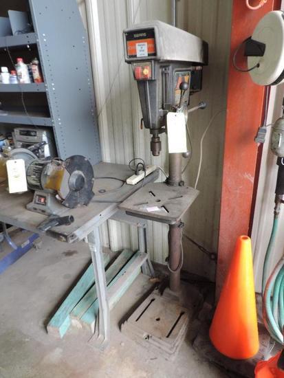 Sears Craftsman Floor-Model Drill Press