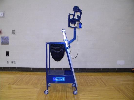 The Attack II Volleyball machine