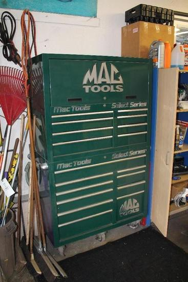 MAC Tools, Rolling Select Series Tool Chest