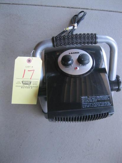 Lasko 3 spd heater