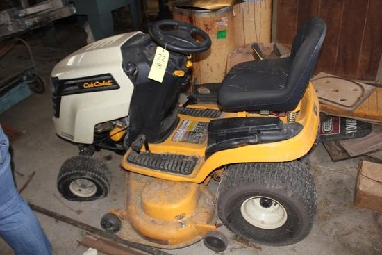 Cub Cadet, Hydrostatic, LTX1050, 50 inch, Riding Mower *NEEDS WORK*