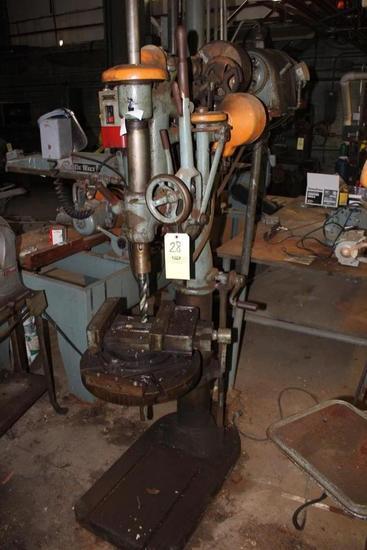 The Rockford Drilling Machine Co. Drill Press