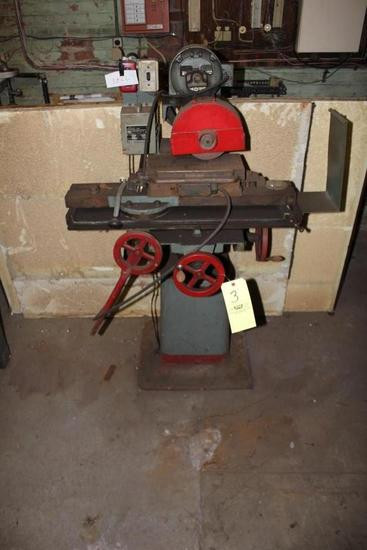 Electro-Matic Surface Grinder