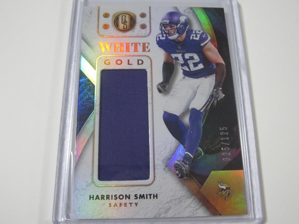 best cheap 5c1de 98b61 Lot: Harrison Smith Minnesota Vikings Game Used Worn Jersey ...