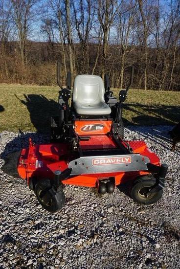 Gravely ZT 60HD Zero-Turn Mower