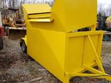 New Custom-Built Top Soil Screener With 6.5HP Gas Engine