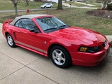 2004 Ford Mustang Convertible 40th Anniversary