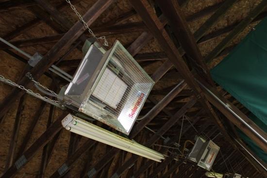 Solaronics Heater