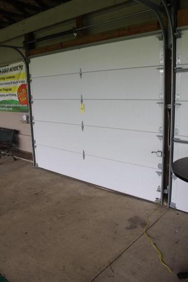 10ft Single Garage Door