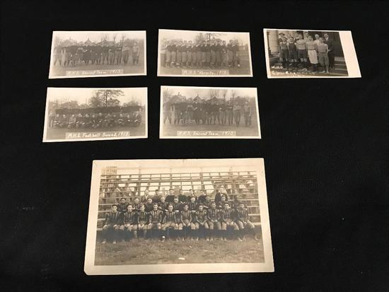 Massillon Tigers H.S. Football Team Photo and Postcards