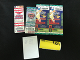 1996 & 1999 Cleveland Indians Tickets (47)