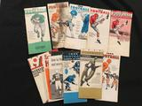1950's & 1960's Football Schedules and Handbooks