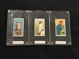 1910 Piedmont & Sovereign Cigarette Baseball Cards