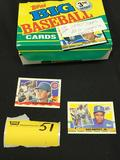 1990 Topps Big Series set (330 cards)