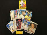 1980 Topps Super Stars 60 cards w/ box