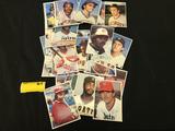 1980 Topps Super Stars 60 cards w/o box