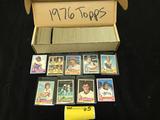 1976 Topps Baseball Set