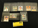 Assorted Early Baseball Cards
