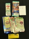 Cleveland Indians Tickets 2000 & 2001 (45)