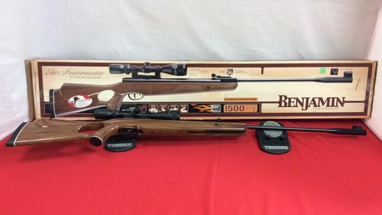 Benjamin B1500EP Air Rifle